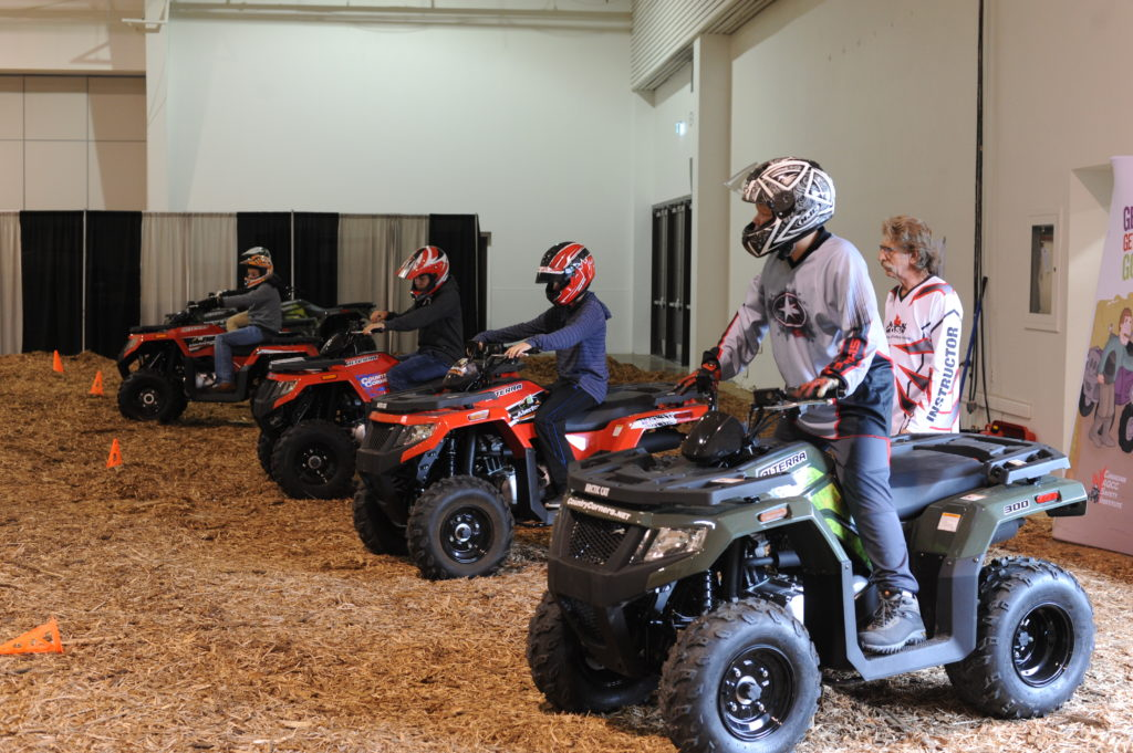 CASI ATV Youth Rider Training Course